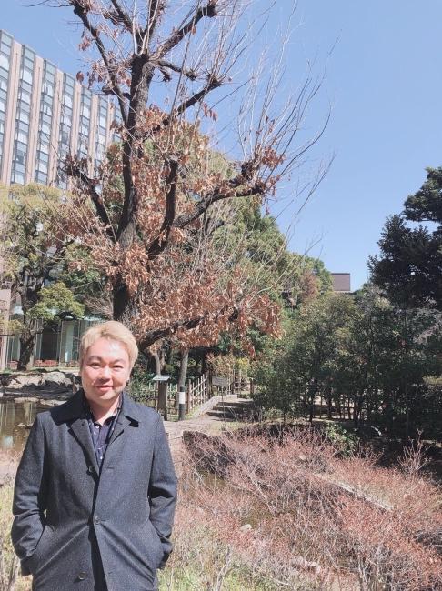 早稲田大学で恋愛旅