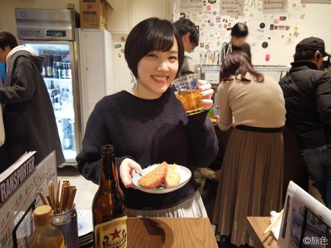 古賀麻里沙の渋谷でビールのハシゴ旅⑳