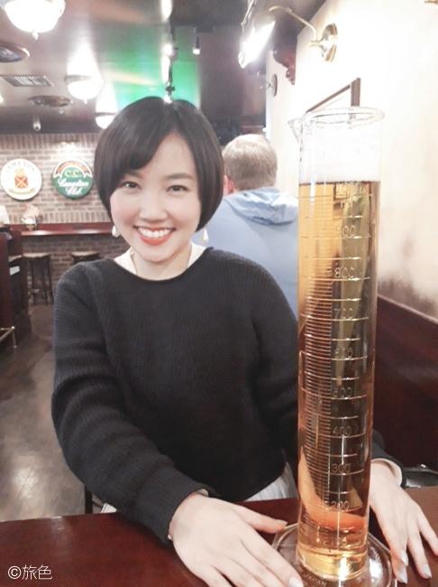 古賀麻里沙の渋谷でビールのハシゴ旅㉓