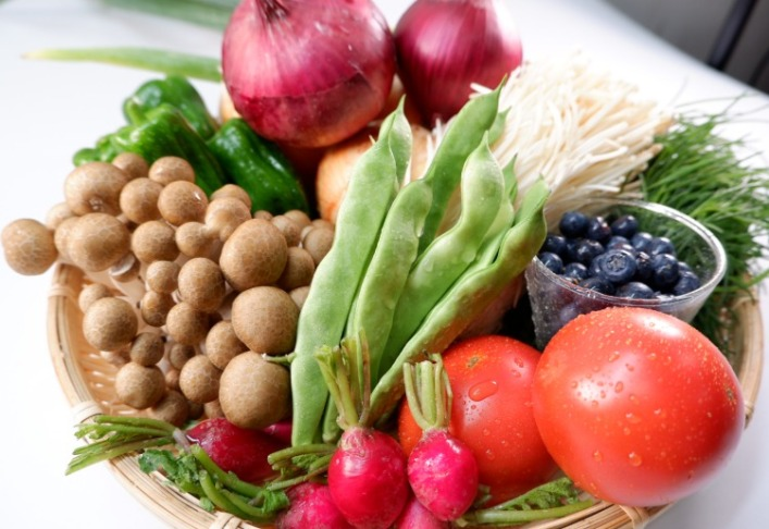 旅色[お取り寄せ]掲載:朝どれ信州高原野菜セット(長野県)