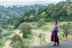 馬場典子さんが新潟のお米の原風景に出合いましたタベサキ 旅色