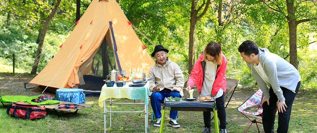 トロけるキャンプ飯