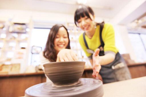 陶芸教室ゆう工房 東京青山教室