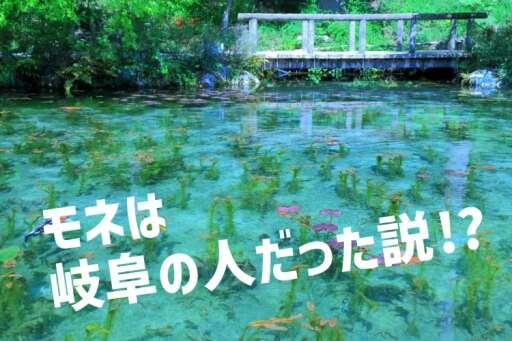 下呂温泉でスイーツ巡りモネの池も楽しむ女子旅
