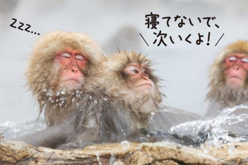 善光寺参拝や外湯巡りも冬を楽しむ子連れ旅