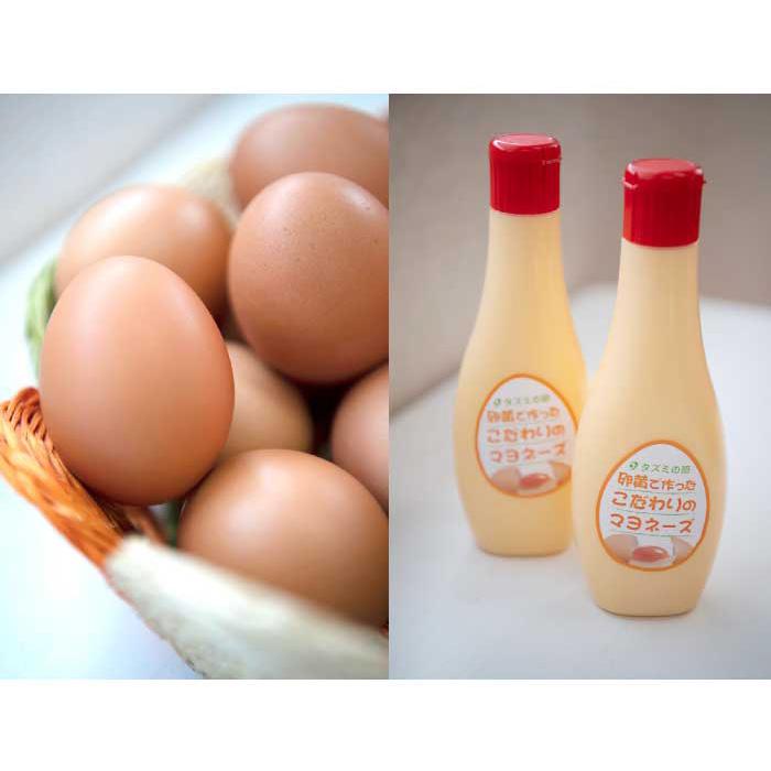 卵・マヨネーズ