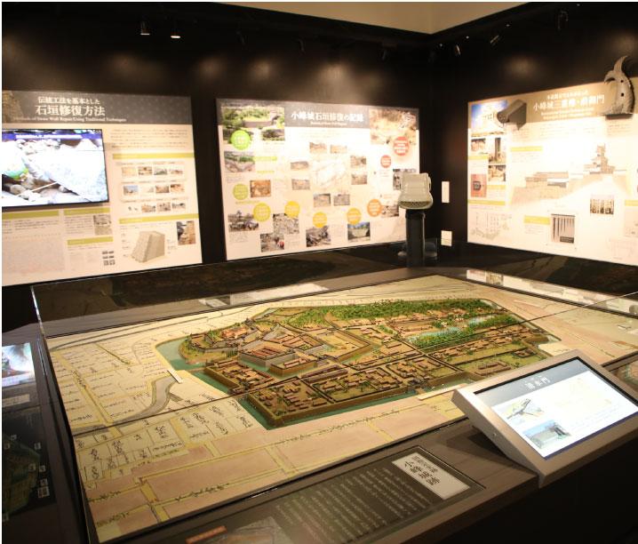 小峰城歴史館