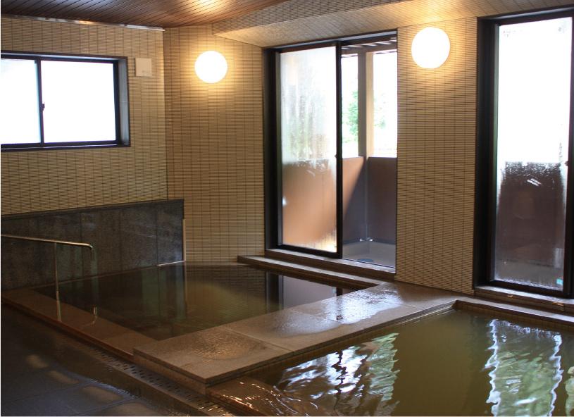 天然サイダー温泉