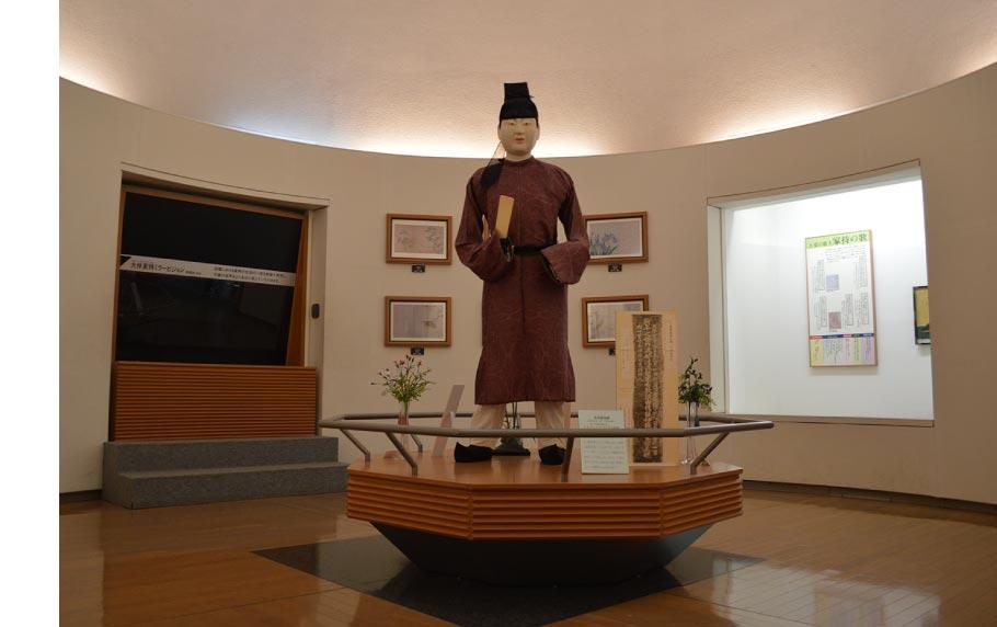 鳥取市因幡万葉歴史館