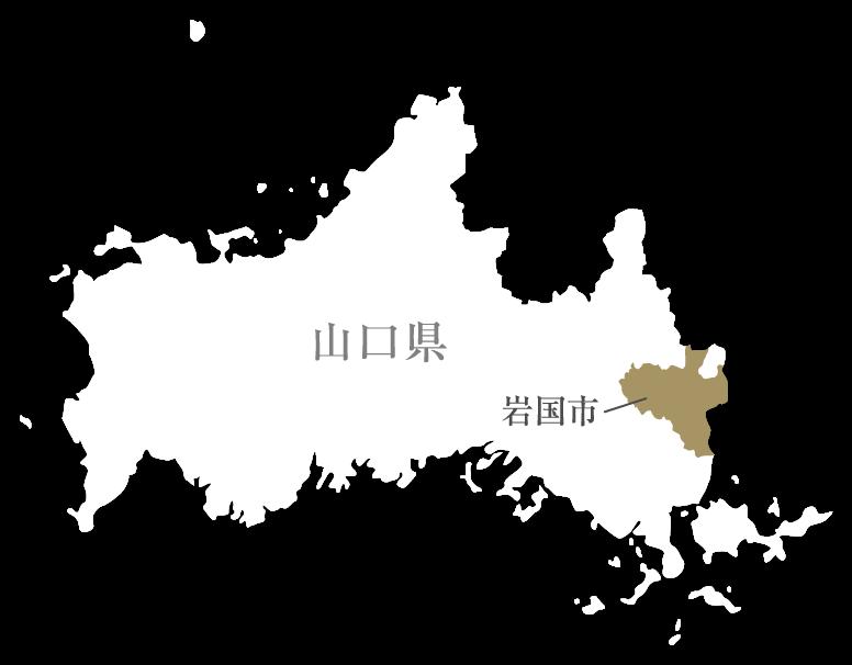 山口県岩国市