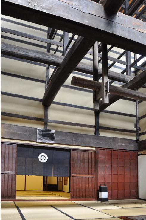 江戸期の建造物を移築保存し、展示公開している金沢湯涌江戸村