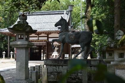 阿自岐神社