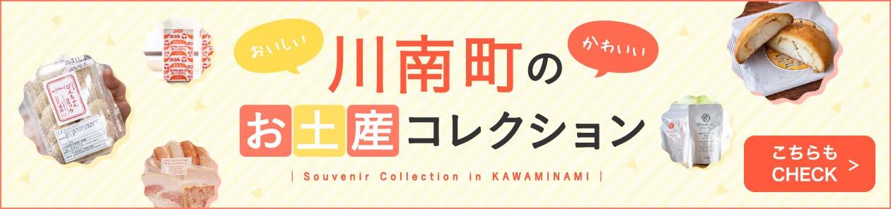 川南町のお土産コレクション