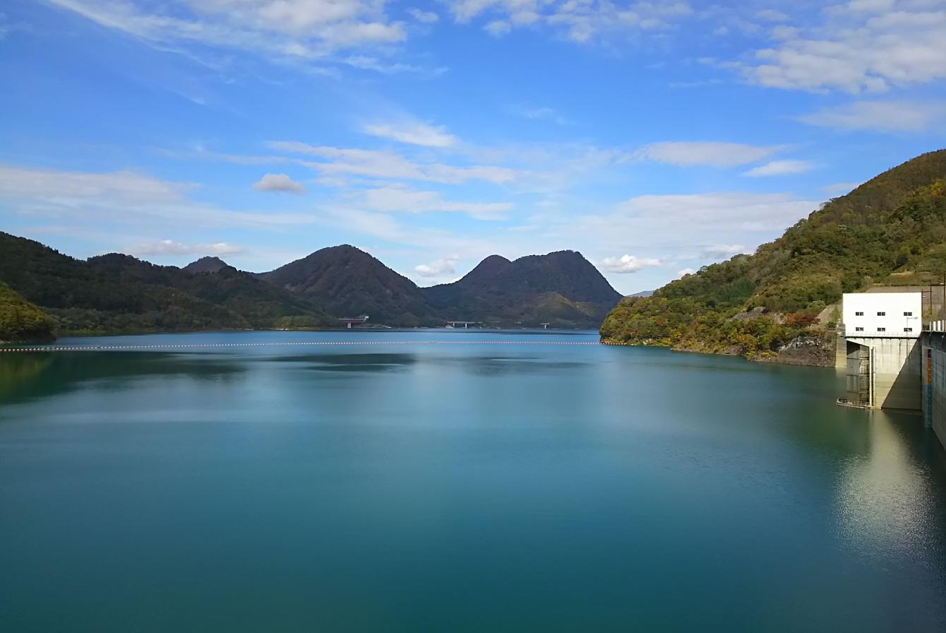 宝仙湖(玉川ダム)