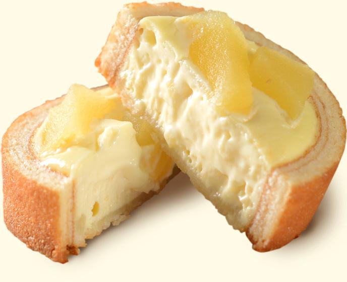 チーズin タルトバウム、あづみ野バウム