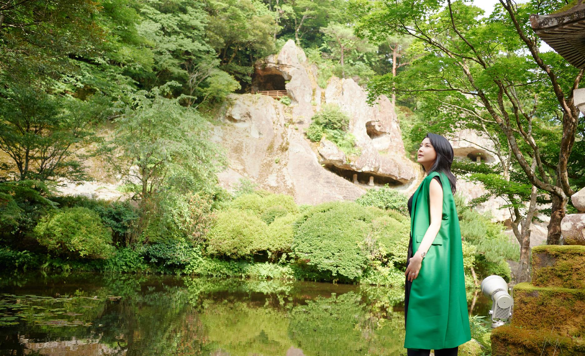 """藤原紀香さんがナビゲート 自然と技による""""美""""の共演 日本の魅力を再発見する旅へ"""