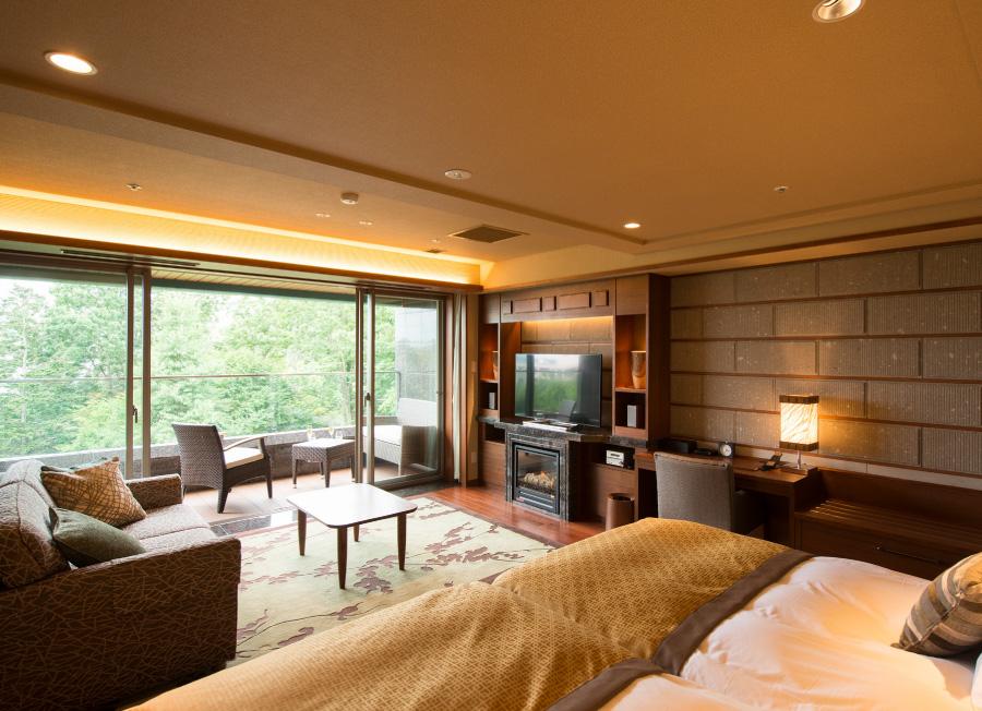森のスパリゾート北海道ホテル