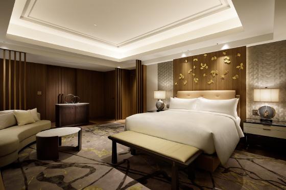 風情溢れるまちに溶け込む国際的ラグジュアリーホテル JWマリオット・ホテル奈良