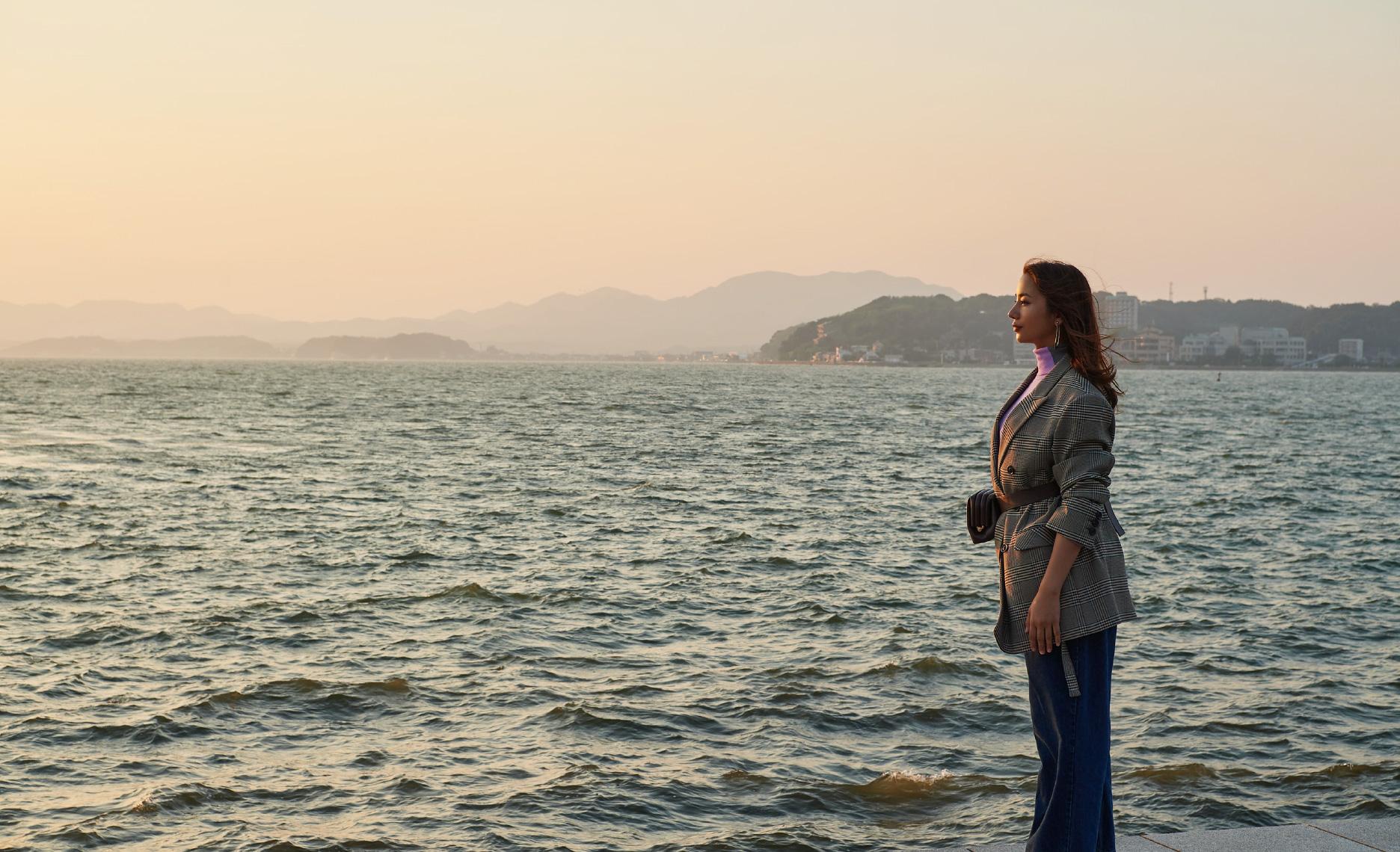 高橋メアリージュンさんがナビゲート 松江をあそび尽くす旅
