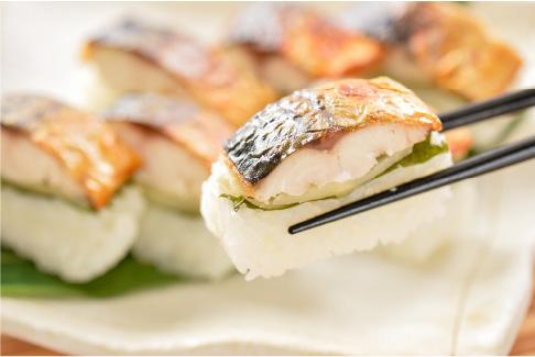 スターフーズ/元祖 焼き鯖寿司
