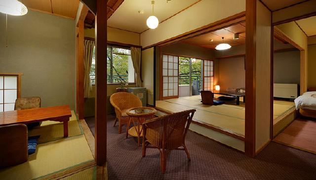 ホテル天竜閣