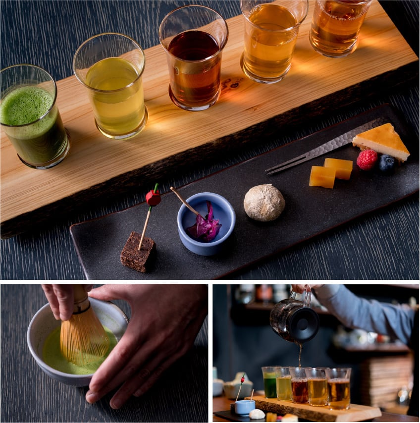 祇園に誕生したカフェで日本茶の魅力を再発見
