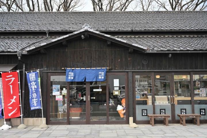 山居倉庫/酒田夢の倶楽