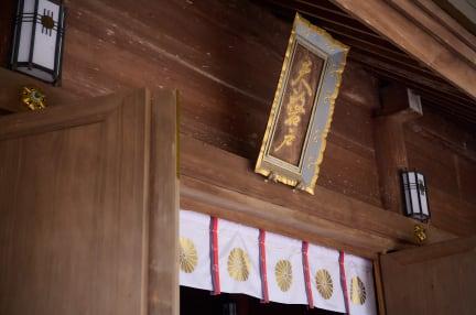 天岩戸神社 西本宮