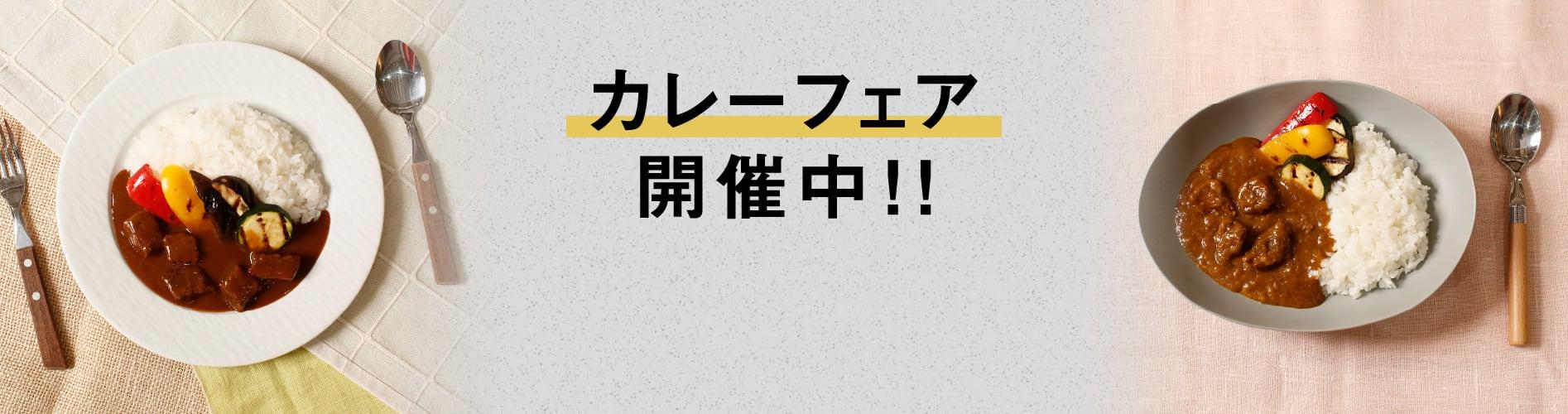 カレーフェア開催中!!