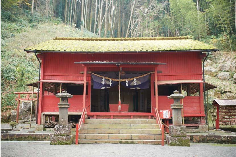Shijukusho Shrine