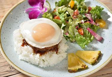 ハワイアンカフェ&バー ザ ラニカウ