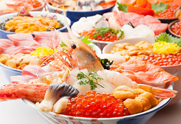 海鮮食堂 北のグルメ亭