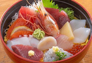 お魚天国 海鮮食事処・新鮮 回転寿司