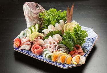 刺身と天ぷら 六角や
