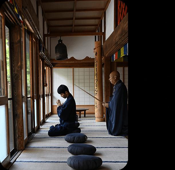 写真家・浅田政志の宿旅「福王山 正覚寺」(埼玉県)
