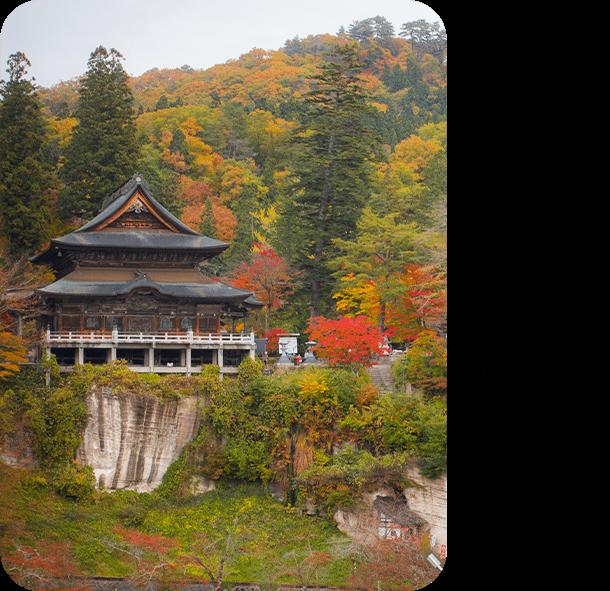 「会津」福島県 東北最古の仏都&絶景に出合う