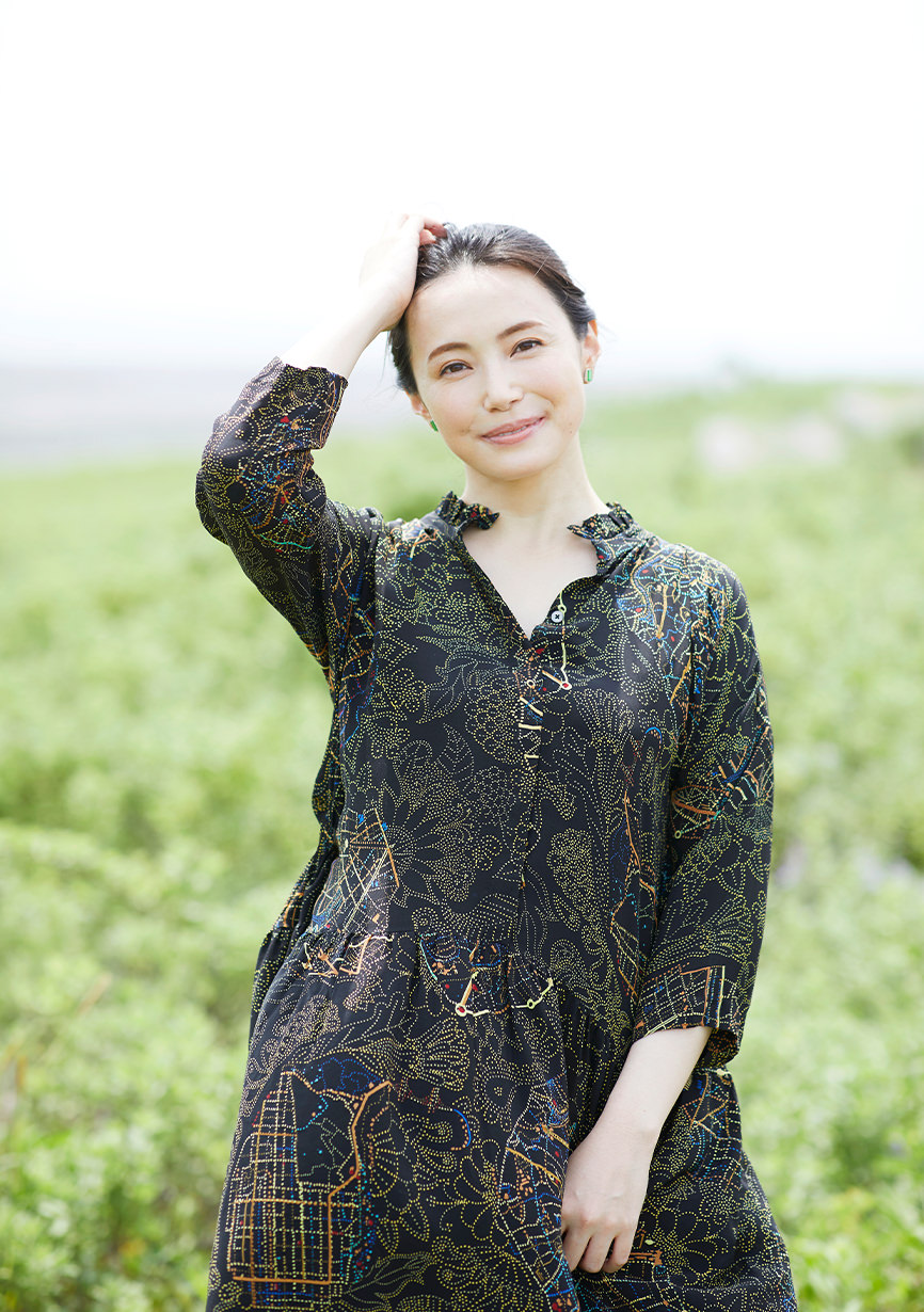 Special Interview 美村里江