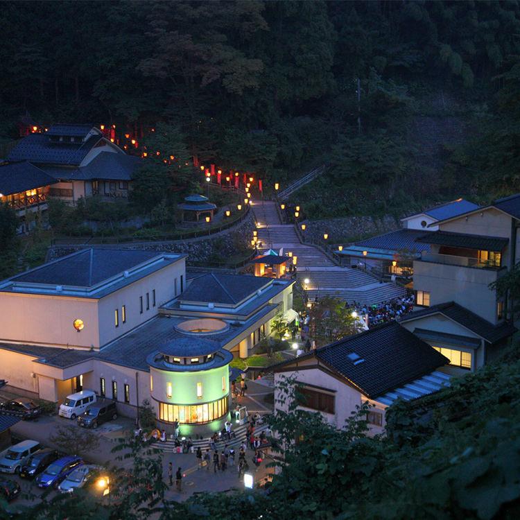 今月のロマン秘湯 「湯涌温泉」(石川県)