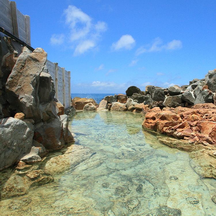 今月のロマン秘湯 「白浜温泉」(和歌山県)