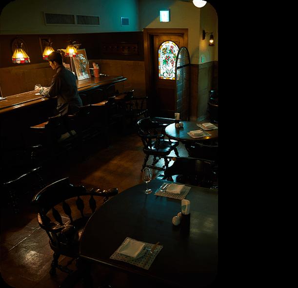 写真家・浅田政志の宿旅「山の上ホテル」(東京都)