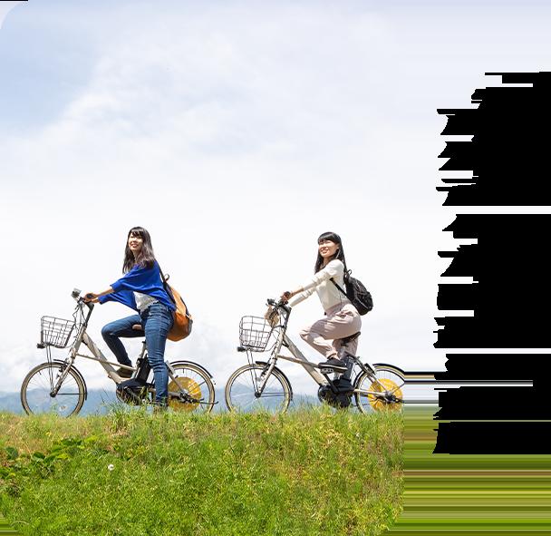 エリアフィーチャー「安曇野」長野県 アクティブに遊ぶ夏旅