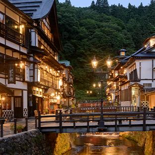 山形県の観光スポット