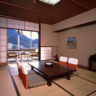 岐阜県の旅館・ホテル